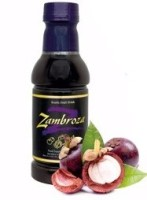 Zambroza. A unique and powerful blend of juices naturally rich in antioxidants.